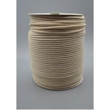 Treccia cotone greggia mm 5