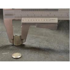conf- 50 Magneti Neodimio mm 12 x 2