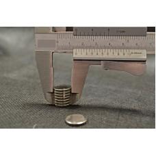 conf- 50 Magneti Neodimio mm 14 x 2