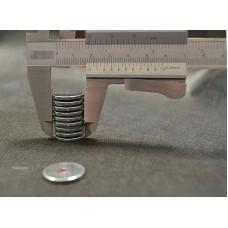 conf- 50 Magneti Neodimio mm 18 x 2