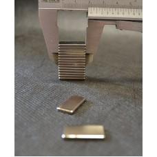 conf- 50 Magneti Neodimio mm 20 x 10 x 2