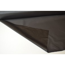 Nylon leggero in semplice bianco o nero h 150 cm
