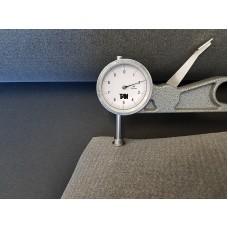 Feltro Eco S  bassa densità 20/10 h 150 cm in sempice o autoadesivo