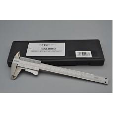 Calibro acciaio millimetrato