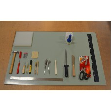 Kit attrezzi pellettiere professionale