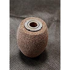 Rullo trasporto scarnitrice abrasivo Grana2  mm 50