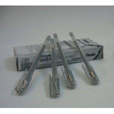 Biro argento Pentel Hibrid