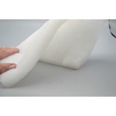 Ovatta resinata Tomana B 150 g/mq bianca H 150cm