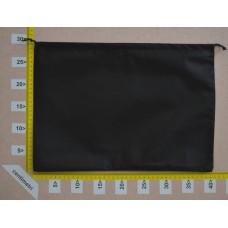 Sacchetto per borse in TNT polibond Nero cm 40x30