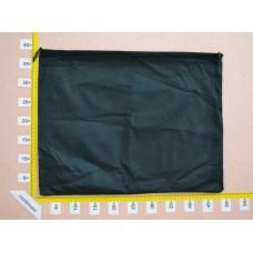 Sacchetto per borse in tessuto nontessuto verde scuro cm 50x37