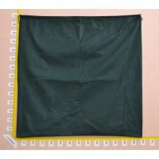 Sacchetto per borse in tessuto nontessuto verde scuro cm 70x70