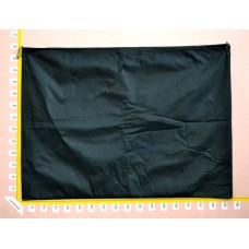 Sacchetto per borse in tessuto nontessuto verde scuro cm 90x65