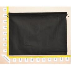 Sacchetto per borse cm 50x37 in cotone Nero