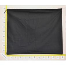 Sacchetto per borse cm 60x50 in cotone Nero