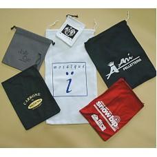 Personalizzazione serigrafica a un colore per sacchetti a 100 pz./mis.