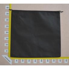 Sacchetto per borse in TNT polibond Nero cm 40x37
