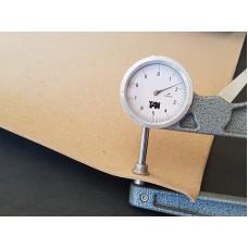 Rigenerato di cuoio NN (salpa) spessore 15/10 h 75 cm circa