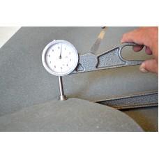 Rigenerato di cuoio Special (salpa) spessore 03/10 h 75 cm circa