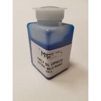 tinta per coste Orly SL opaco Blu base flacone da 250g