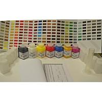 Set completo Tinte opache + accessori